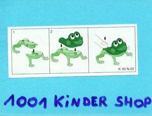 KINDER K99 N°2 - BPZ j984Uoc6-09161032-308054470