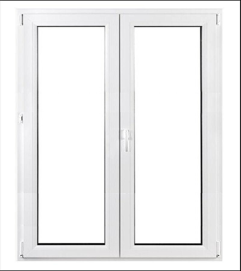 Balkontür - Terrassentür - Fenster - Stulptür - 1500 - 2000x2000mm - Drutex S.A.