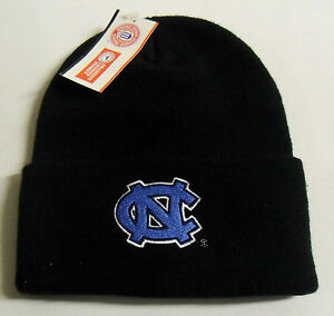 NWT NCAA North Carolina Tar Heels HMI Headwear Cuffed Winter Knit ... baa8a5a7337