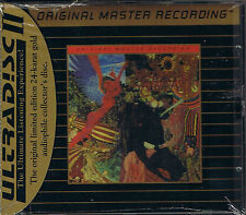 Santana Abraxas MFSL Gold CD Neu OVP Sealed UDCD 552