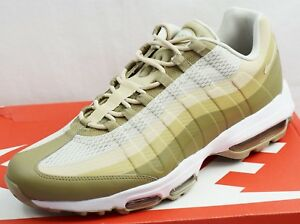 c707cb047f NIKE AIR MAX 95 ULTRA ESSENTIAL MEN'S TRAINERS BRAND NEW SIZE UK 10 ...