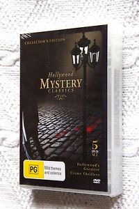 HOLLYWOOD-MYSTERY-CLASSICS-DVD-5-DISC-SET-R-ALL-BRAND-NEW-FREE-SHIPPING