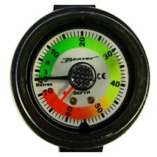 Dive 70 METRI manometro profondità nella Console di Montaggio da polso Smart Supporto con cinturino
