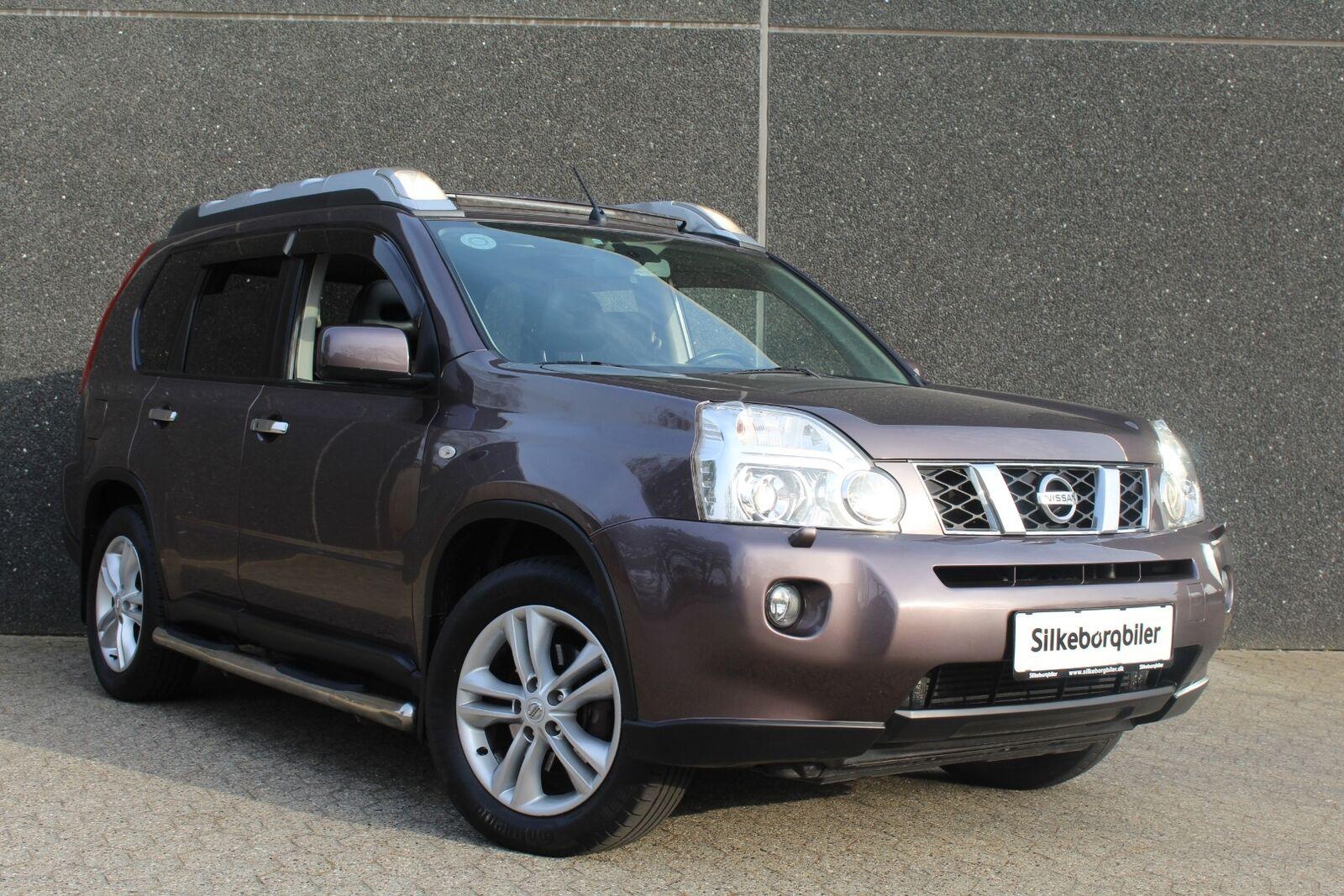 Nissan X-Trail 2,0 dCi 150 LE aut. 4x4 5d - 149.000 kr.