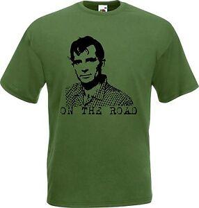 Jack Kerouac Tee Shirt