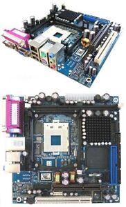 processore Oh CPU RAM 886lcd m Intel mITX Pentium m745 256mb Kontron con I4FRq