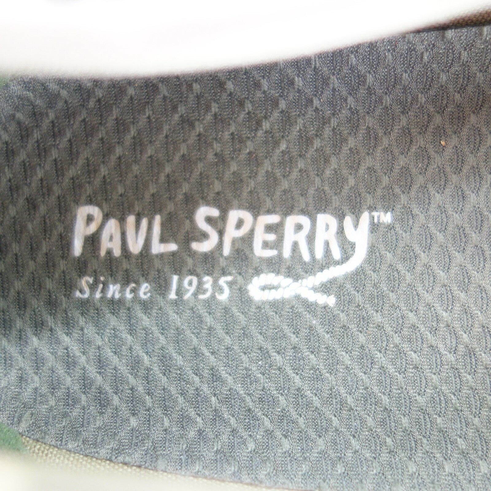 PAUL SPERRY 41,5 Loafer Gr 41,5 SPERRY 42 US 9 Leder Halbschuh Stiefelschuh Khaki NP 120 NEU fb51ef