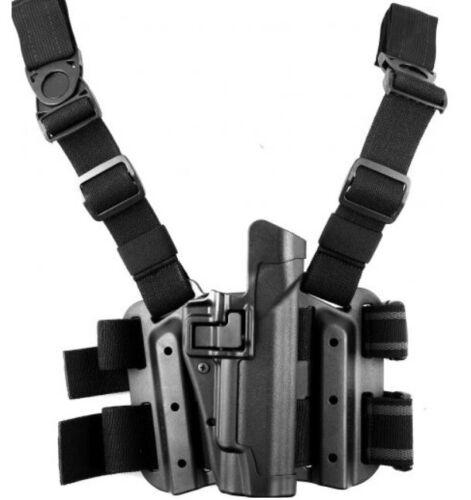 BlackHawk 430506BK-R Level 2 Serpa Tactical Holster RH Black Sig 220 226 228 229