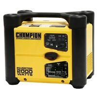 Champion Power Equipment 1700/2000 Watt Inverter Generator 73536i