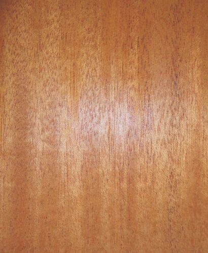 Sapele Ribbon Mahogany African wood veneer 12