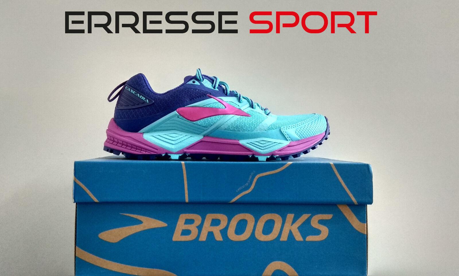 Brooks Cascadia 12 zapatos running raza raza raza trail mujer  comprar ahora