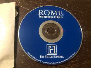 Rome: Engineering an Empire (DVD, 2006, AE Store Exclusive ...