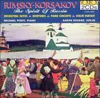 The Spirit of Russia: Music by Rimsky-Korsakov (CD, Aug-2001, 2 Discs, Vox)