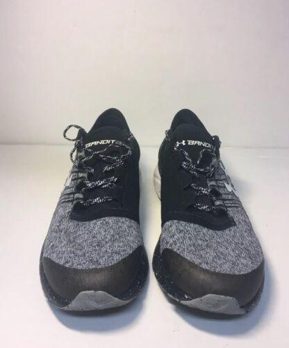 Zapatillas negro para tamaño Charged Under gris Bandit 5 Armour 10 de correr 2 hombre para axqrBaT