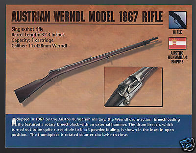BULLARD MODEL 1886 LEVER ACTION .50-95 RIFLE Atlas Classic Firearms PHOTO CARD