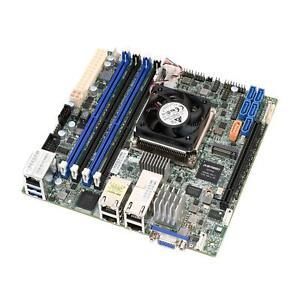 Supermicro-X10SDV-TLN4F-mITX-Intel-Xeon-D-1541-8-Core-2-1GHz-DDR4-Motherboard