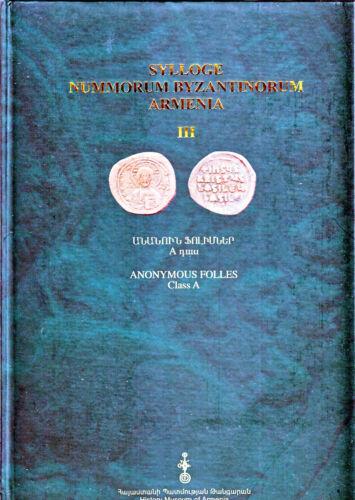 Hovhannisyan Sylloge numorum byzantinorum Armenia III Anonymous folles class A