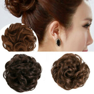 Curly-Messy-Bun-Hair-Piece-Cover-Hair-Extensions-Real-Human-Wig-Hair-Scrunchie
