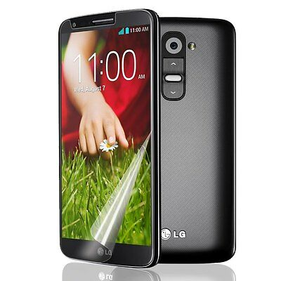 1 x Clear LCD HD Anti-Scratch Screen Protector Guard For LG G2 D802