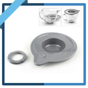 Details Zu Glass Bowl Lid Cover Shell K5gb For Kitchenaid 5 Quart Tilt Artisan Models