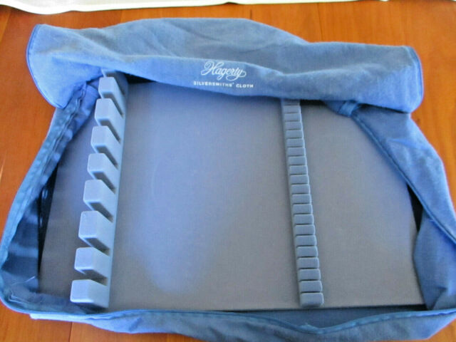 Hagerty Silver Keeper 4 x 12 Flatware Bag