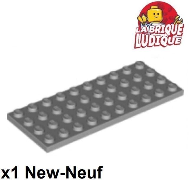 gris 1 x LEGO 3030 Plaque Plate 4x10 light bluish grey gray NEUF NEW
