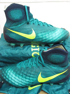 hot sale online 88675 452a5 Image is loading Nike-Magista-Obra-II-SG-Pro-Mens-Football-