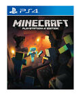 Minecraft: PlayStation 4 Edition (Sony PlayStation 4, 2014)