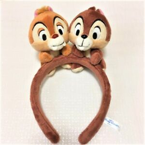 New Disney Store Japan Chip /& Dale Hair Turban Summer Holiday from Japan