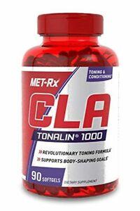 MET-Rx® CLA Tonalin, 90 count 1000 Supplement