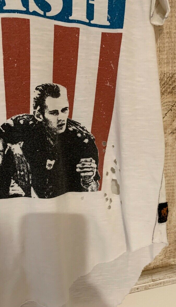 Free People X Trunk Itd The Clash T-Shirt Top SIz… - image 6