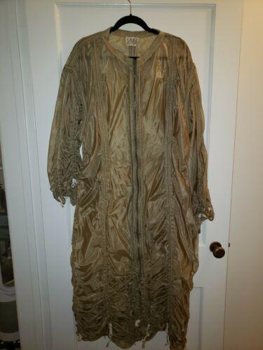 Norma Kamali Parachute Maxi coat