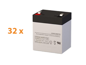 Details about APC SRT10KXLI UPS Battery Set (Replacement) by SigmasTek -  12v 5 5AH