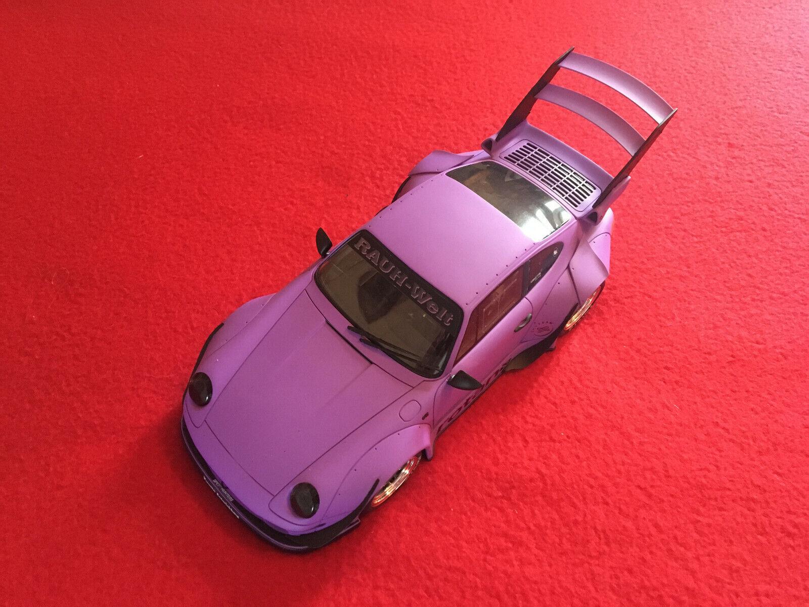 Porsche 911 913 RWB rossoana  118 GT SPIRIT