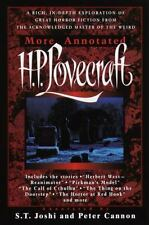 More Annotated H. P. Lovecraft by H. P. Lovecraft and S. T. Joshi (1999, Paperback)