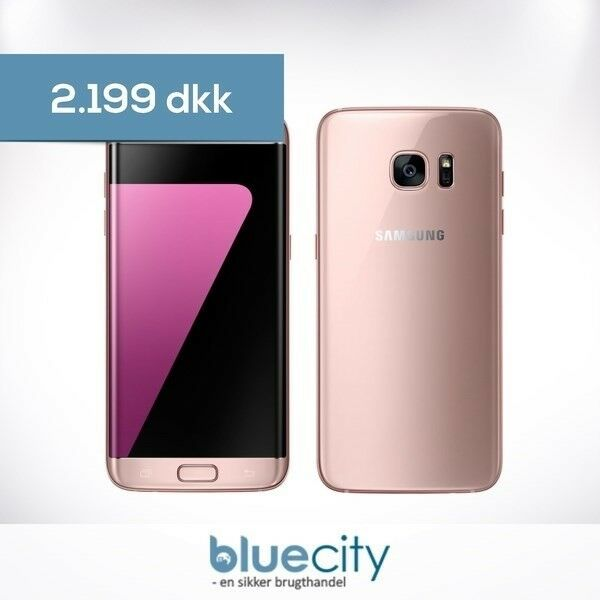 Samsung Samsung Galaxy S7 Edge 32GB Pink Gold, Samsung