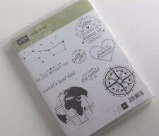 Stampin Up Going Global Stamp Set ( masculine - fathers day)