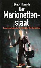 DER MARIONETTENSTAAT - Günter Hannich BUCH - KOPP VERLAG