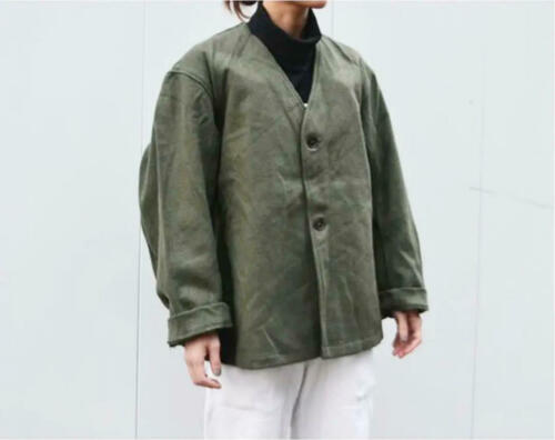 French Army Wool Liner Jacket