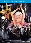 Guilty Crown Complete Series Part 2 0704400075728 Blu Ray Region a