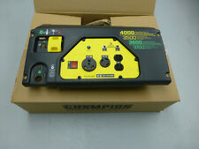 New Oem Genuine Champion 100479 40003500w Generator Control Panel Assembly