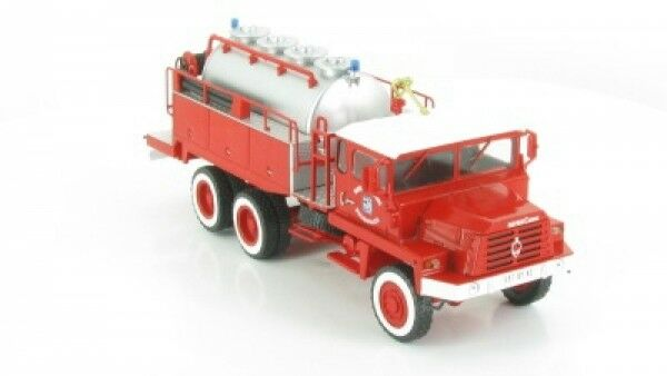 1 43 Ixo Berliet GBC 8 MT MT MT Tanklöschfahrzeug Pompiers Feuerwehr 111    Schön geformt  ae6374