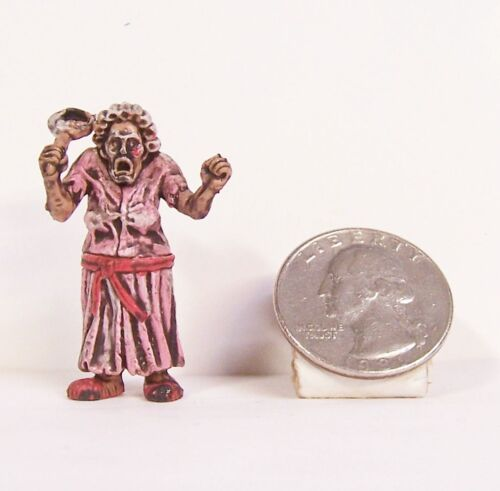 ZOMBIE PLANET Gross Out Granny Grandma 2 Toy Figure Figurine Character Zombies