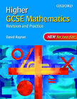 GCSE Mathematics: Revision and Practice: Higher: Students' Book by David Rayner (Paperback, 2006)