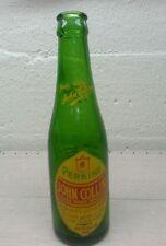 Vintage advertising sign john collins bottle waterloo, quebec