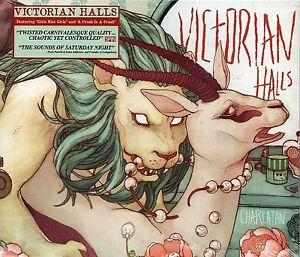 Victorian-Halls-Charlatan-2011-CD-New-amp-Sealed