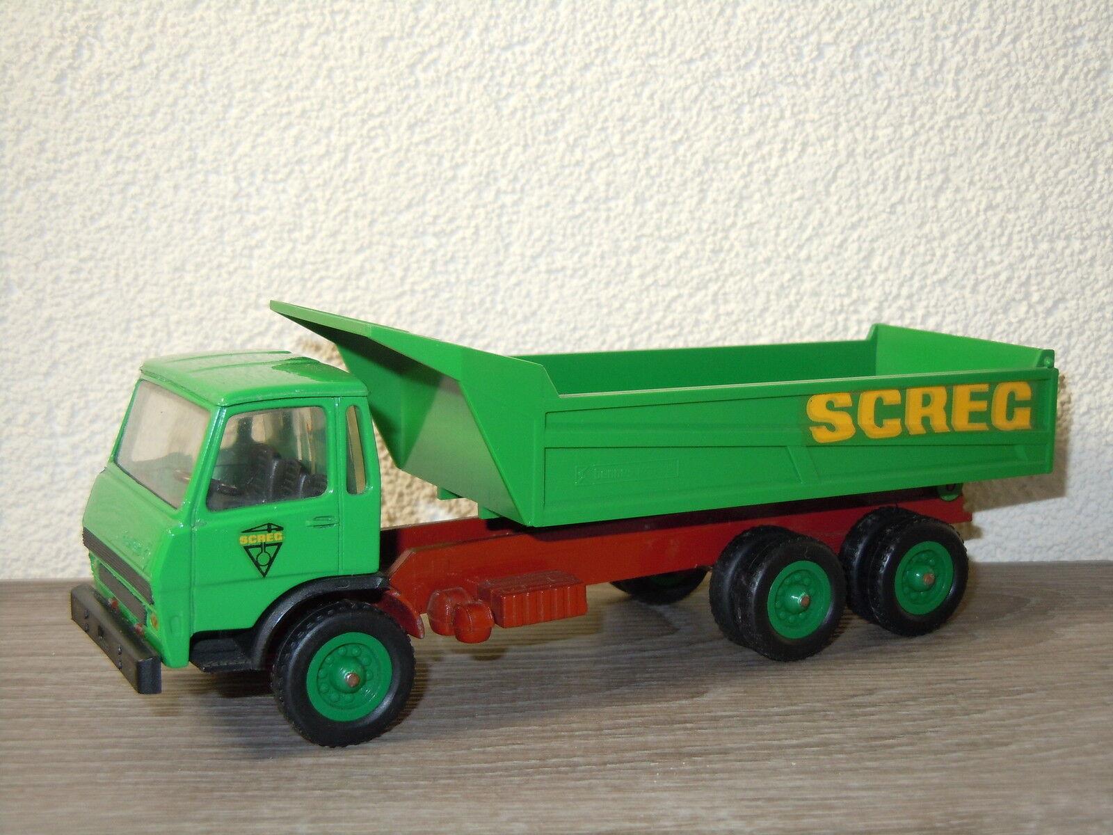 1976 Berliet GRH 230 6x4 Tipper screg Van lbs France 1 43  6381