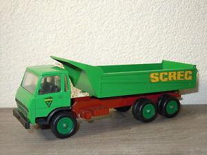 1976-Berliet-GRH-230-6X4-Tipper-SCREG-van-LBS-France-1-43-6381