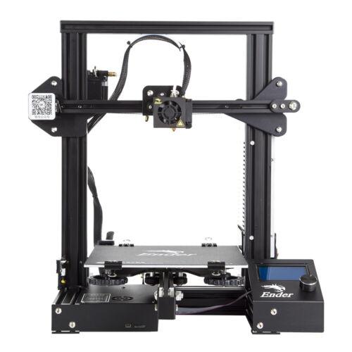 Creality Ender 3//Ender 3 Pro 3D Printer 220X220X250mm DC 24V 1.75mm PLA
