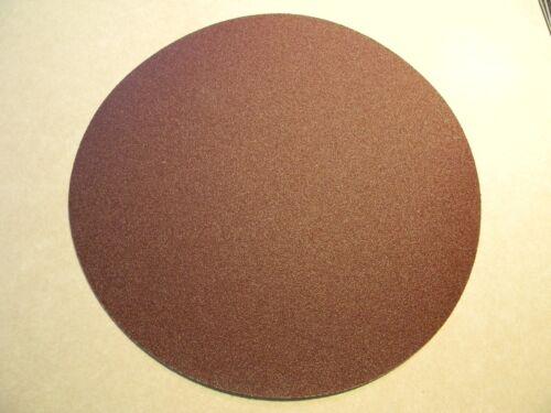 1-24 120 grit 12 inch PSA sanding disc